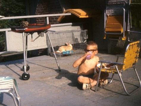 Dave Olson, 1975 #daveo50