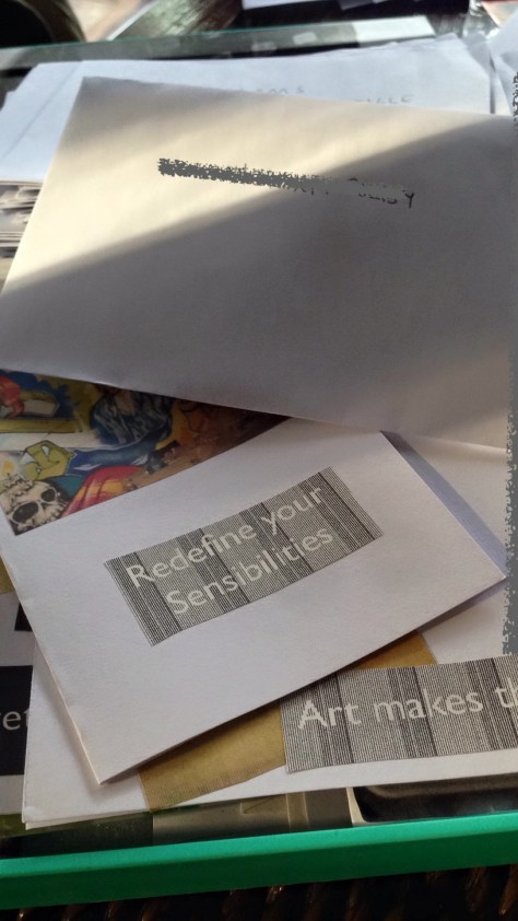 Greetz from Elsewhere: Art makes the future > Redefine your sensibilities