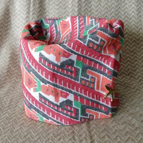 Hats: Nepal, ko-topi, variety colour, with Gurkha pin – acquired Pokhara