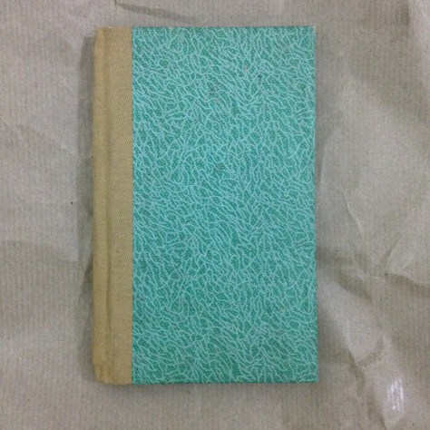 Notebook (cover): India, Items Assembled