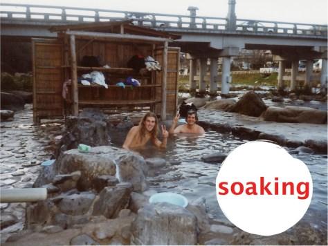 Inspire Japan Stories 6: Soaking