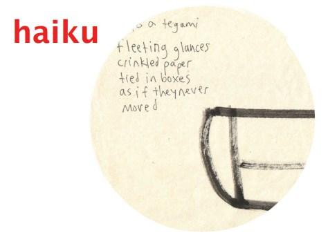 Inspire Japan Stories 16: Haiku