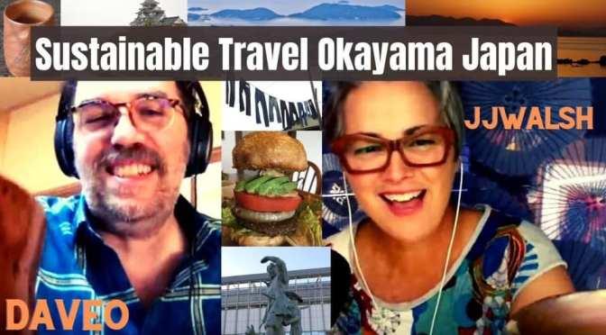 Okayama Japan Travel Overview on #SustainableTravelJapan