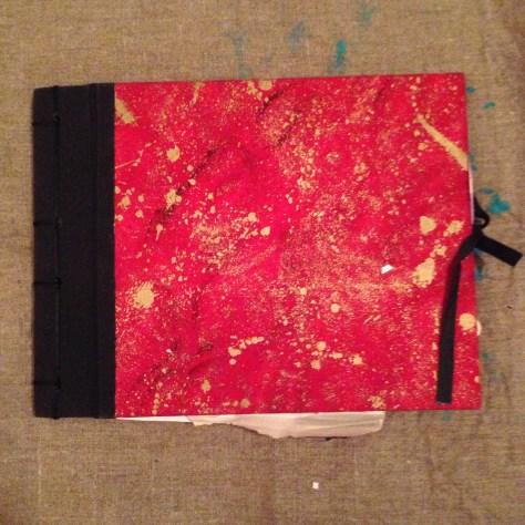 Scrapbook: made, Japan / filled, Europe, 2005