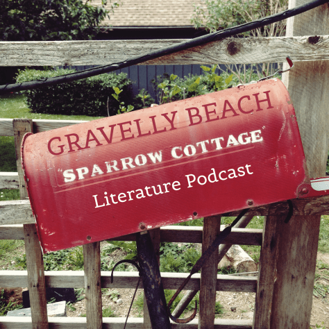 Postcards from Gravelly Beach - Sparrow Cottage Mailbox