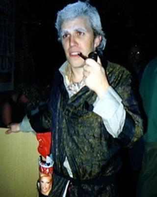 Hugh Hefner: daveo disguised