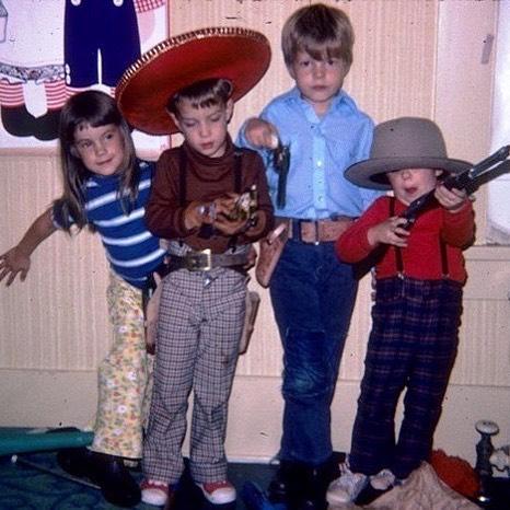 Los cousins Banditos: daveo disguised