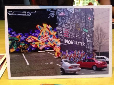 Post'd: art postcards, handmade –digital anomaly