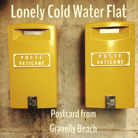 postcards lonely cold water flat-sm