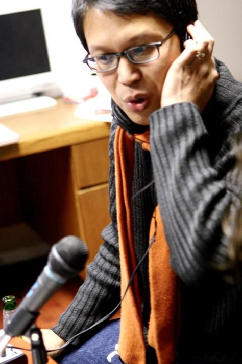 Roland Tanglao, Roland's Rabble podcast