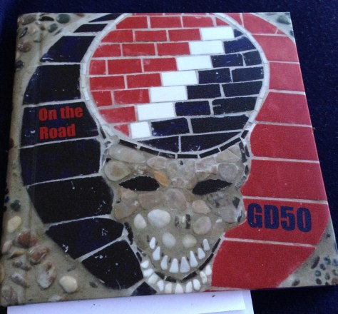 Memory book: GD50 for brother Dan