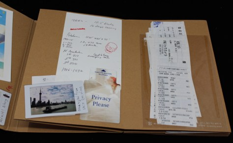 Scrapjournal: Japan via ship