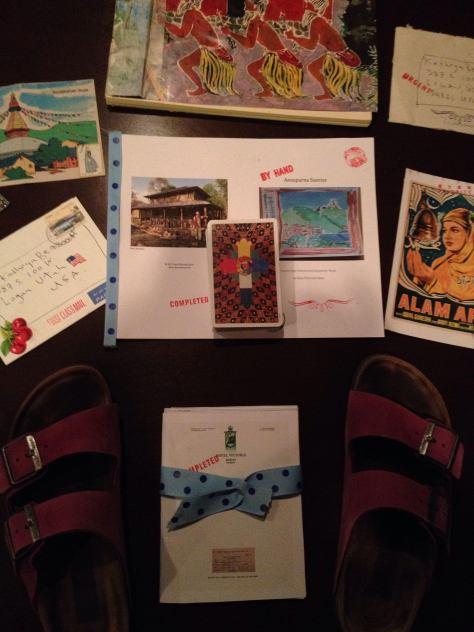 Tarot Cards Reading: Jan. 2018 (arrangment)