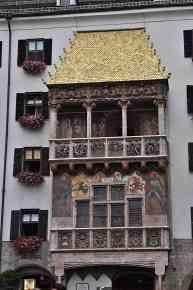 The Golden Roof at Innsbruck