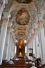 Frauenkirche Interior - Munich