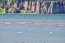 Kite Boarding in the Gorge