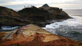 Cape Kiwanda Headland, Looking West