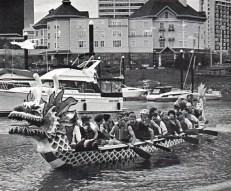 I Do Dragon Boats (way back when)