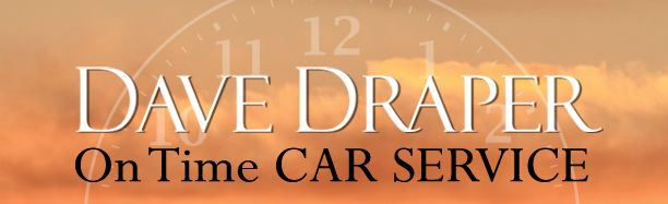 Dave Draper Private Driver - On Time Driving Service