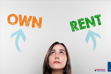Buy or rent a home?