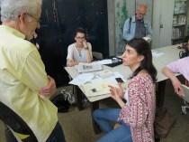 Laboratorio di interazione arte poesia