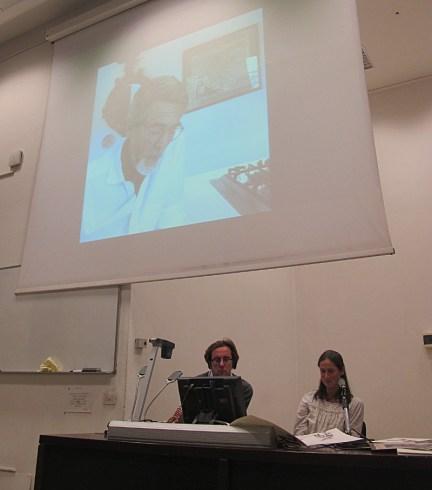 Dennis Phillips, Italo Testa e Paola Loreto