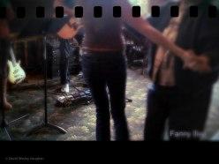 Fanny Bay Inn open mic night