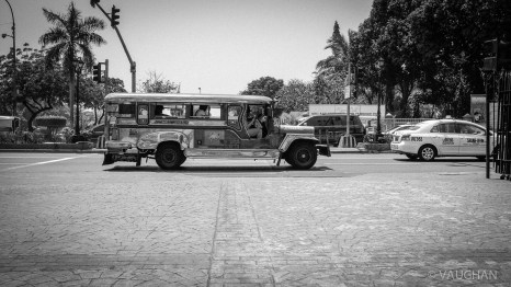 The Jeepney, usually made of polished chrome and stainless steel, stole my heart.
