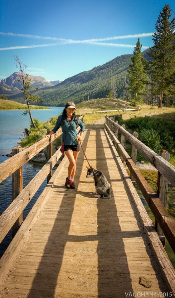 A six mile trip around Green River Lake.