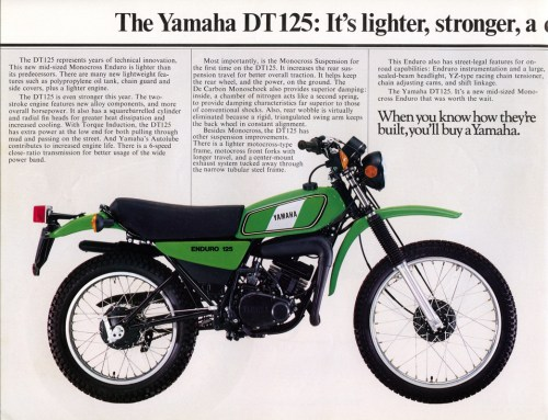 small resolution of dt125e1978brochure usa pdf