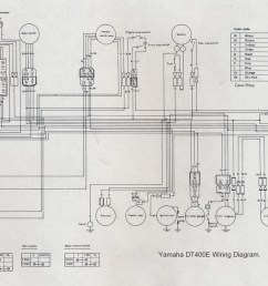 yamaha sr 125 wiring diagram wiring diagrams the manuals dave s bikes yamaha sr 125 headlight wiring [ 1100 x 726 Pixel ]