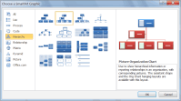 How to Create Organization Charts in Word 2010 | Daves ...