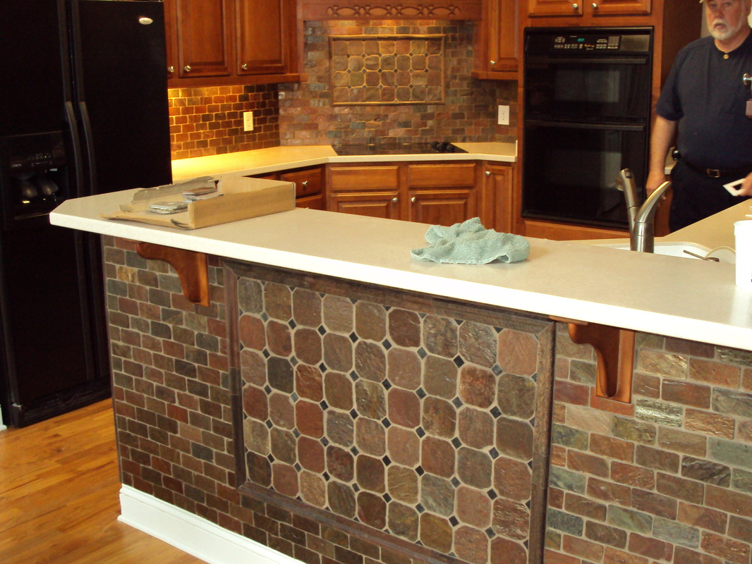 kitchen | kitchen remodeling, rock hill, sc | dave's custom tile