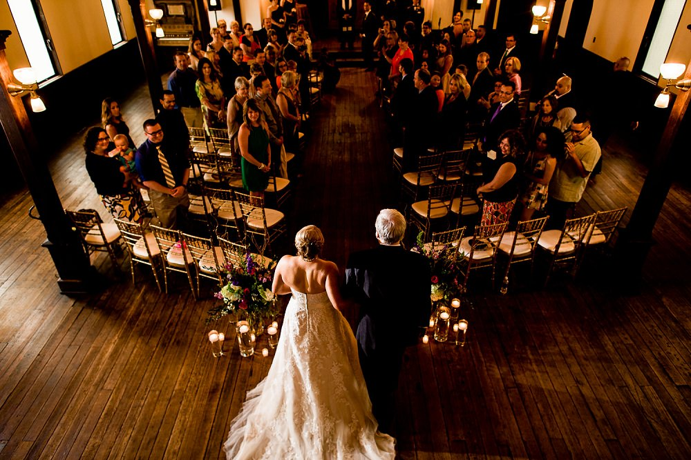 All Saints Chapel Wedding Ceremony Photos taken by Raleigh Wedding Photographer Dave Shay