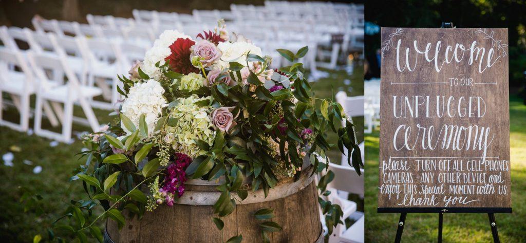 Wrightsville Manor Wedding Photos by Raleigh Wedding Photographer Dave Shay