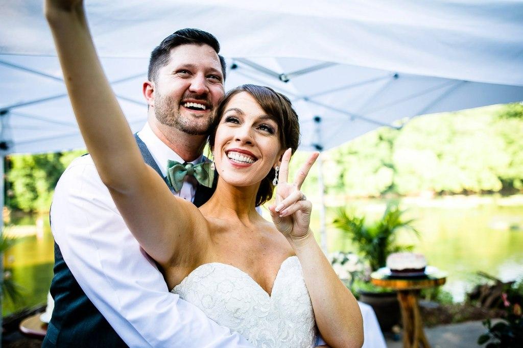 Riverside Weddings by Clore Wedding Photos Fredericksburg VA by Raleigh Wedding Photographer Dave Shay