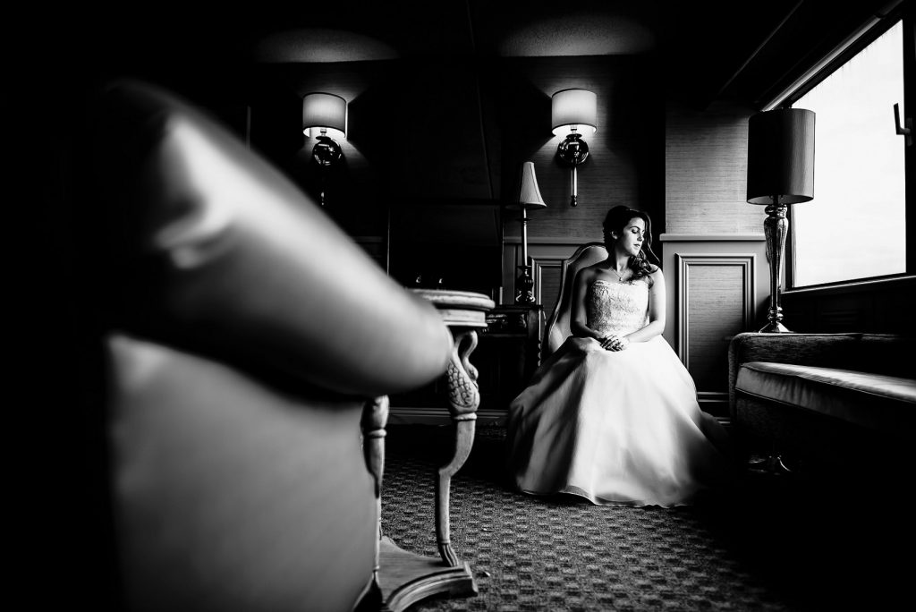 The Grandview Wedding Poughkeepsie by Raleigh Wedding Photographer Dave Shay