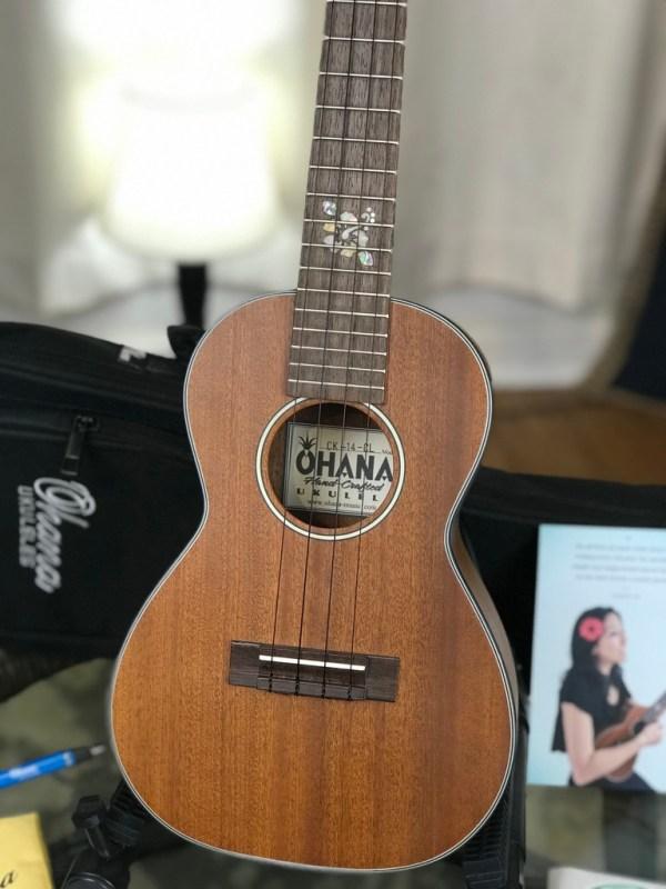 online ukulele class