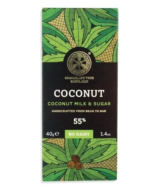 Chocolate Tree Peru Coconut