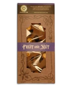 ChocTree Organic fruit nut bar