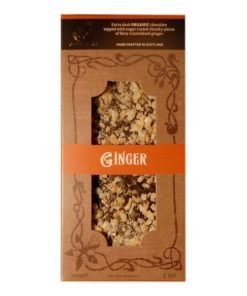 ChocTree Organic ginger
