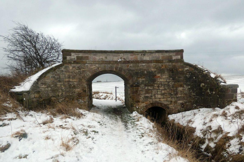 the old rail brig