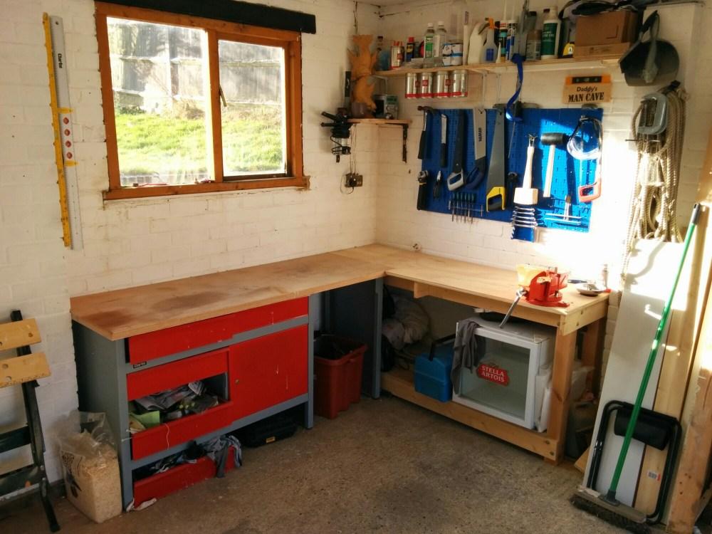 Prepping The Garage (4/5)
