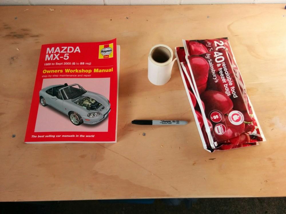 Prepping The Garage (5/5)