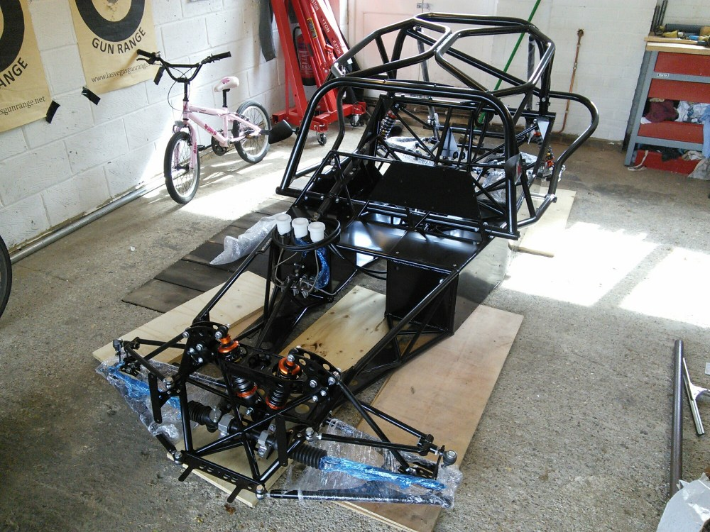 The Chassis Has Landed! (3/6)