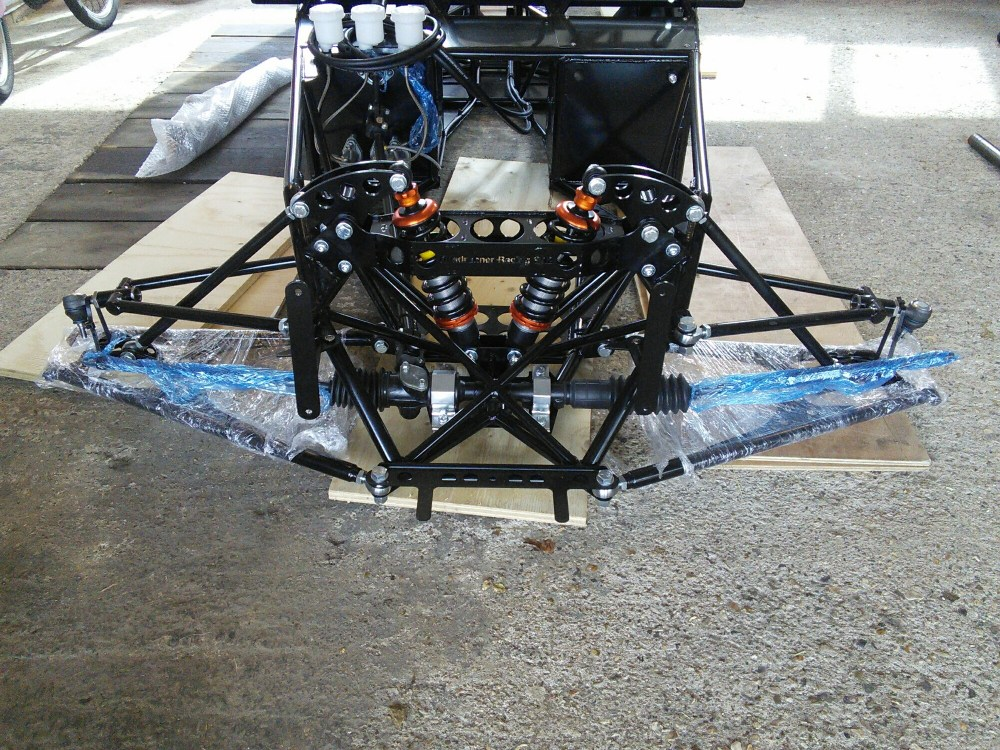 The Chassis Has Landed! (5/6)