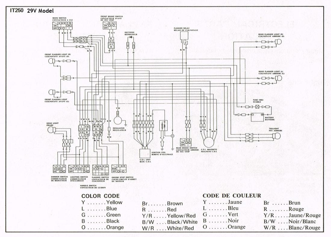 Yamaha Yb100 Wiring Diagram : Yamaha Dx100 Service Manual