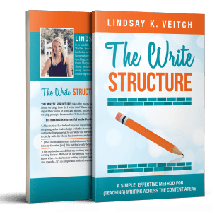 The Write Structure by Lindsay K. Veitch