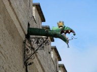 Awesome downspout, Tallinn