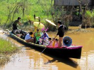 Initiation Ceremony on Inle